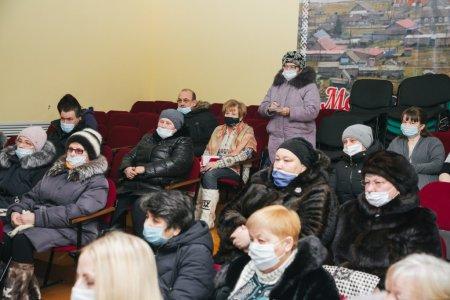 В селе Щельябож и деревне Захарвань состоялись встречи жителей с руководителями муниципалитета