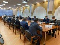 В администрации Усинска обсудили итоги работы КУМИ за 2020 год
