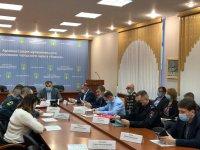 В администрации Усинска обсудили подготовку к весеннему паводку и пожарную безопасность