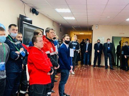 В Усинске стартовал региональный этап Всероссийской олимпиады профессионального мастерства