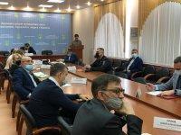 В администрации Усинска обсудили порыв технического водовода