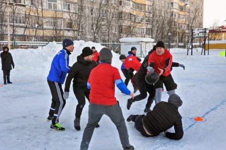 На территории парка культуры и отдыха «Радуга» состоялся I открытый турнир по киле