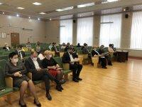 В администрации Усинска состоялось заседание сессии Совета МО ГО «Усинск»