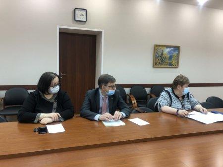 В администрации Усинска состоялось заседание комиссии по наркотикам