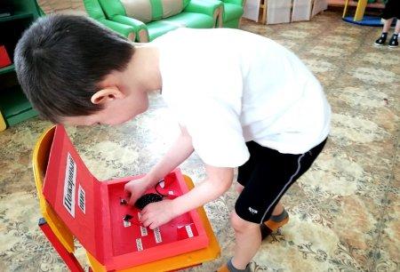 В детском саду села Щельябож Усинского района прошел месячник пожарной безопасности