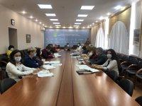 В Усинске прошел семинар-совещание с руководителями территориальных органов муниципалитета