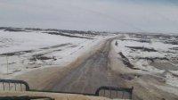 Зимник Усинск - Нарьян-Мар закрыли досрочно