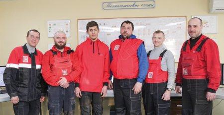 Евгений Рыбас, Иван Петров, Имам Ордашев, Денис Чикалин, Александр Меркулов, Алексей Демьянов (слева направо)