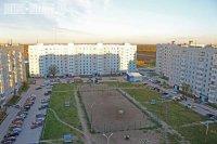 Новые спортивная и детская площадки появятся в усинском дворе по Молодёжной