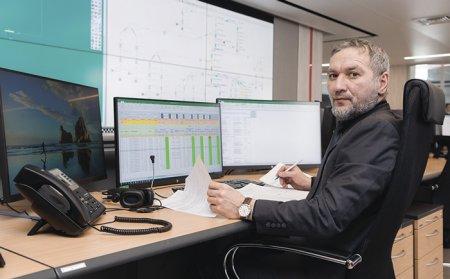 Ведущий инженер Тахсинбек Мусиев