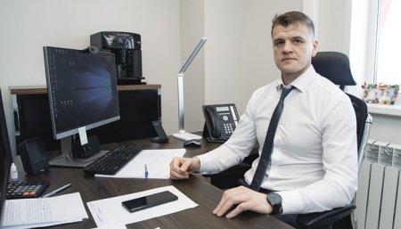 Заместитель начальника ЦИТС по технологии Радмил Шарафутдинов