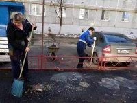 Сегодня в Усинске проходят акции «Чистый дом» и «Чистый офис»