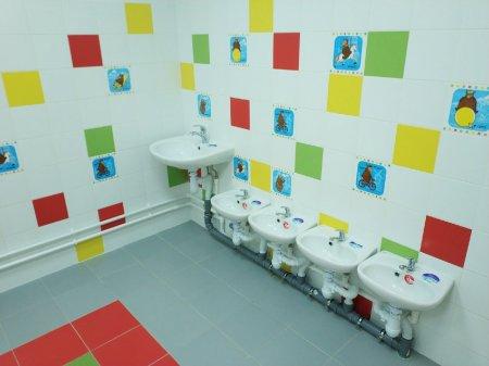 В Щельябоже завершено строительство детского сада