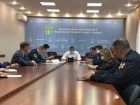 В Усинске завершились тактико-специальные учения