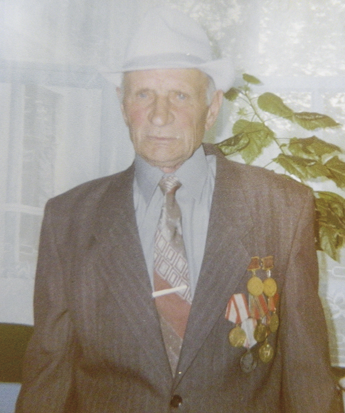 Одна из последних фотографий ветерана