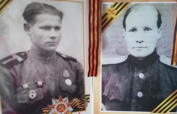 Поповы Сергей Павлович и Александра Павловна