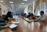В администрации Усинска обсудили вопросы вакцинации