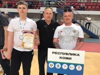Усинец – призер Всероссийской летней Спартакиады детей инвалидов