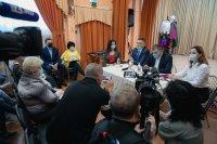 Нефтяники и жители Колвы наметили пути укрепления социального партнерства