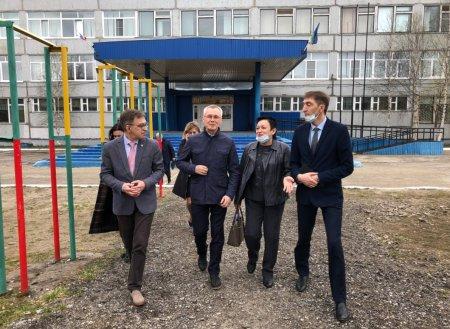 Сергей Усачёв: «Механизмы защиты школ нуждаются в федеральном финансировании»