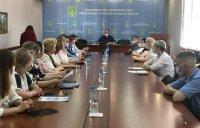 В Усинске состоялась внеочередная сессия Совета