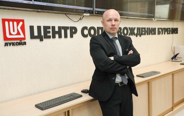 Начальник отдела строительства скважин по СРС Технологического управления Алексей Шергин