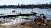 В Коми возбудили дело из-за разлива нефти