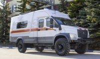В Усинск прибыл аварийно-спасательный автомобиль на базе Садко Next