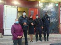 В Усинске проходят массовые проверки масочного режима