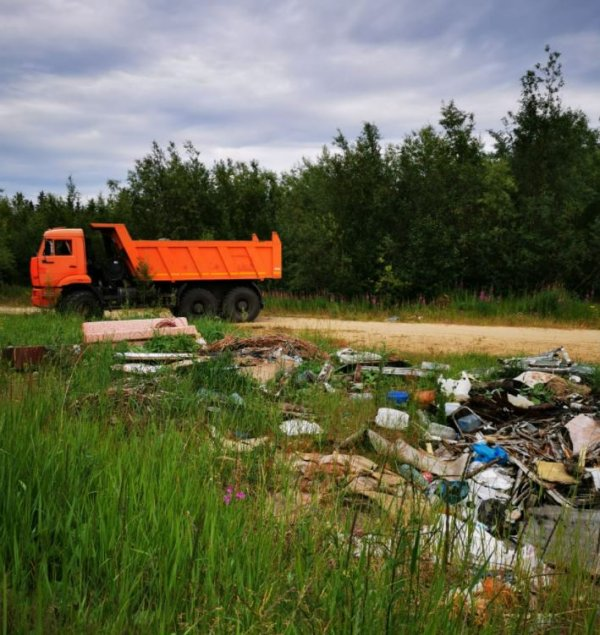 В Усинске стартовала «Речная лента-2021»!