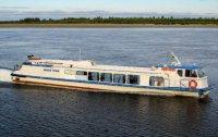 На реке Усе перевернулась лодка с людьми