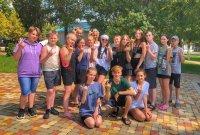 Усинские школьники возвращаются с черноморского побережья