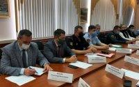В администрации Усинска состоялось плановое заседание антитеррористической комиссии