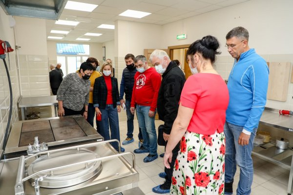 В Щельябоже открыли новый детский сад