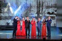 В День города и День работников нефтяной и газовой промышленности в Усинске состоялось торжественное мероприятие