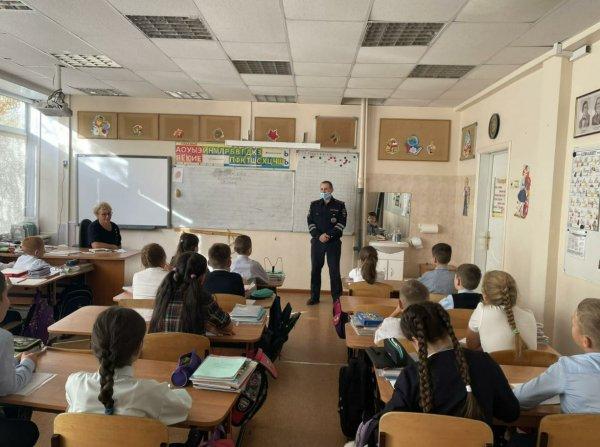 В Усинске прошло оперативно-профилактическое мероприятие «Внимание-дети!» и «Автокресло-детям!»