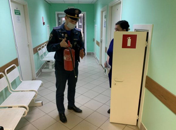 Профилактические визиты по всем объектам здравоохранения в МО ГО «Усинск»