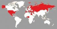 Регионы ЛУКОЙЛа