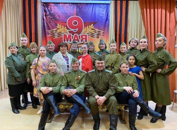 В с. Колва завершена реализация проекта «Родной костюм» в рамках проекта «Народный бюджет»