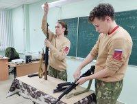 Как школьники Заполярья в армию сходили