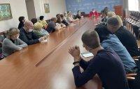 В администрации состоялась встреча с жителями