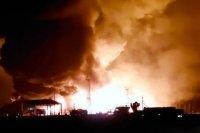 На объекте утилизации промышленных отходов под Усинском погиб пожарный
